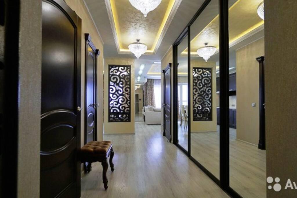 Прихожая / hallway