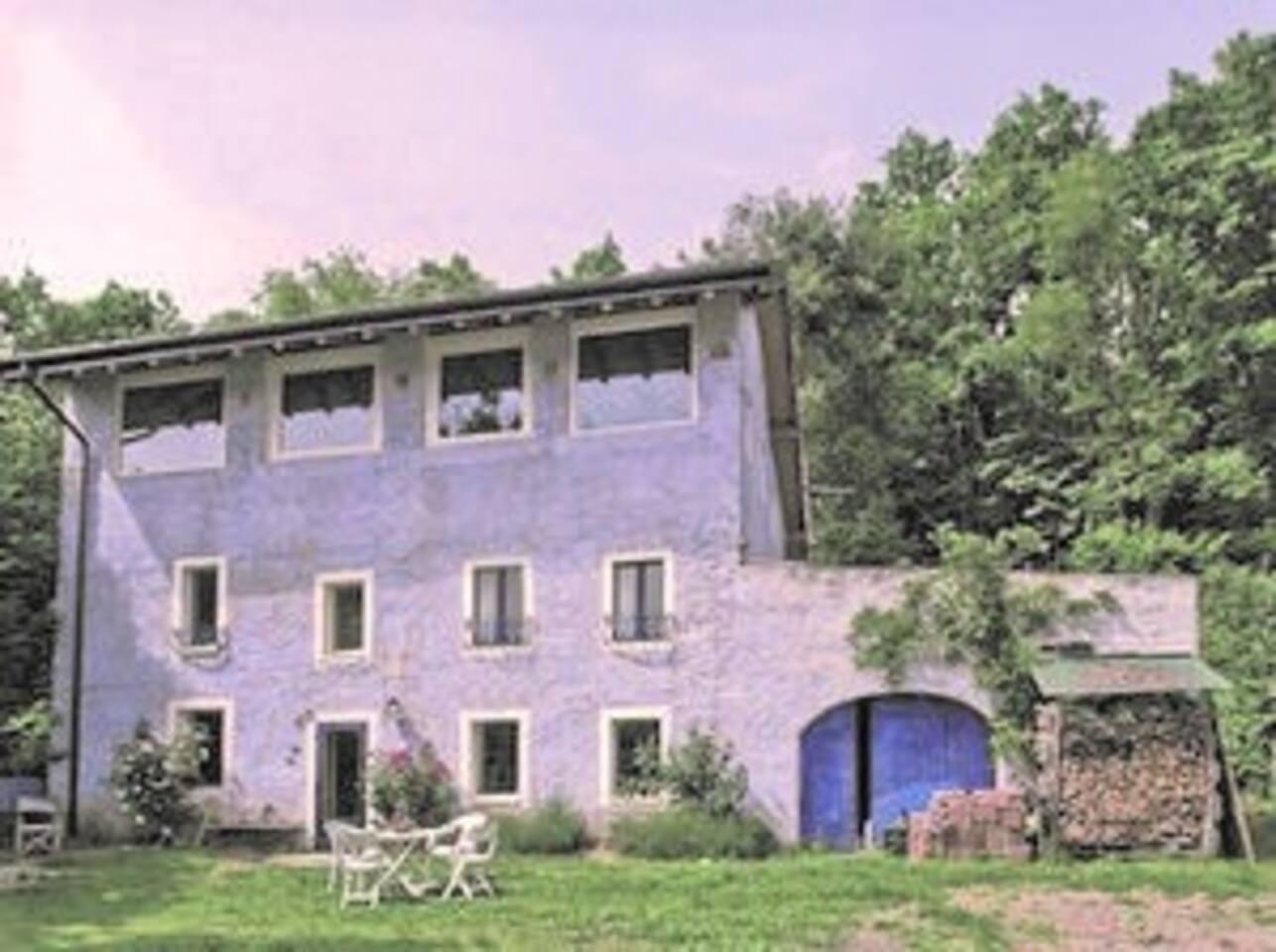Casa Lavanda -  Facciata