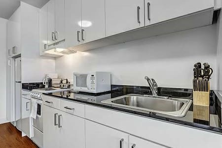 Cozy Apt in SF Downtown. Bart Muni Access. - San Francisco - Appartamento