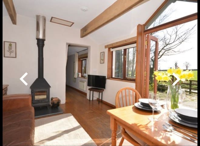 Hazelwood Lodge Holiday Cottage