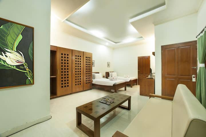 2 Bedroom Cottage @ Legian Prime