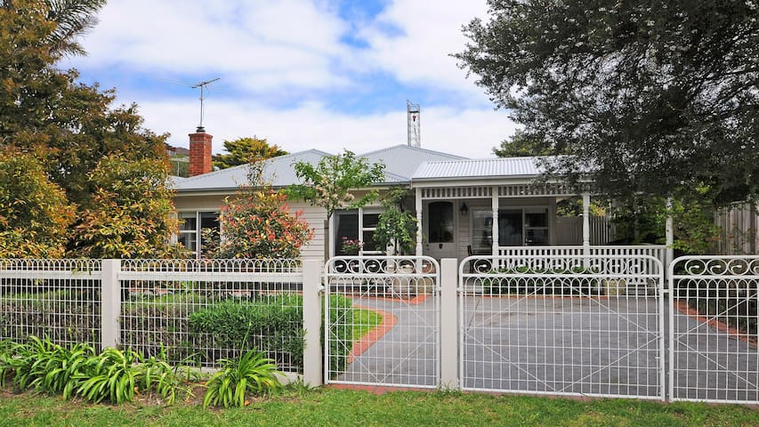 Beach and Township Location - 250 meters to Rye - Rye - House