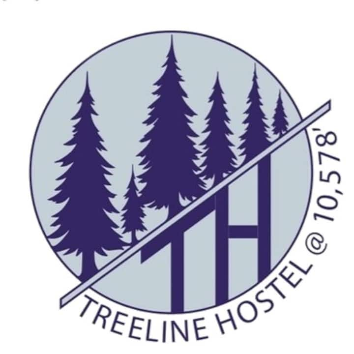 Treeline Hostel @ 10,578' (Private 2-Bed Dorm)