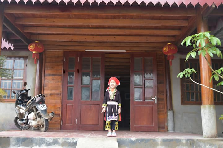 Quy's Sweet Home (Red Dao)