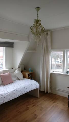 Privé kamer in romantisch huisje