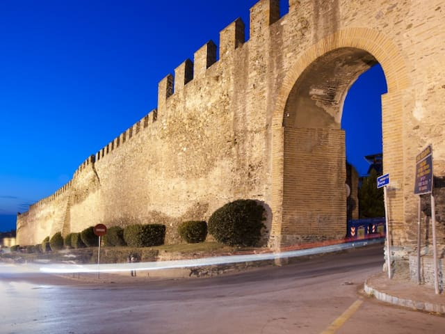 Byzantine Walls - Old Town- 7 minutes walking distance