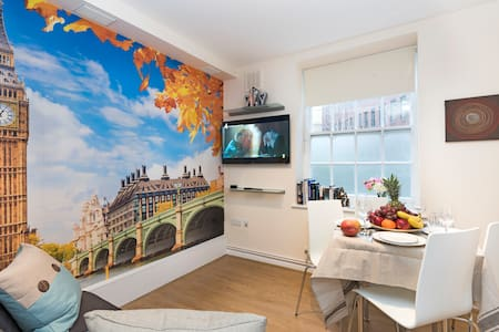Cozy Refurbished Flat Westminster - London - Apartment