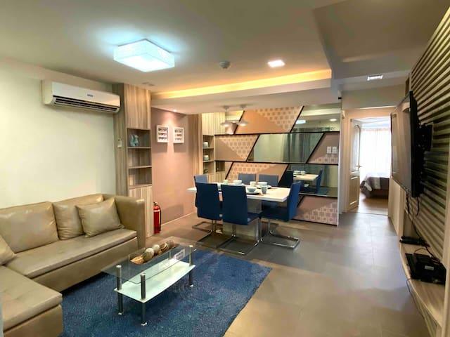 Stylish Luxe condo unit,AMALFI SRP nr. Ocean Park