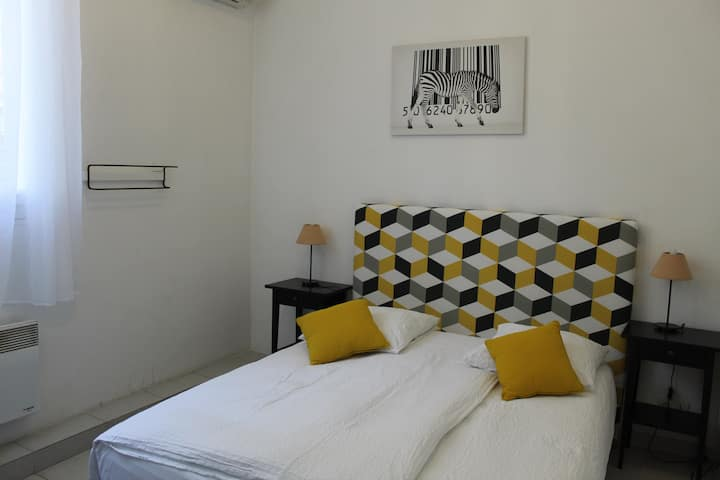 Cozy Studio in Cannes