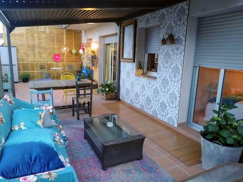 Apartamento  en Montblanc con piscina comunitaria