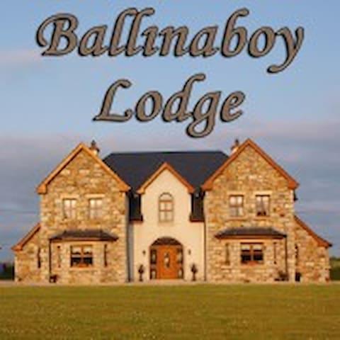 Ballinaboy Lodge
