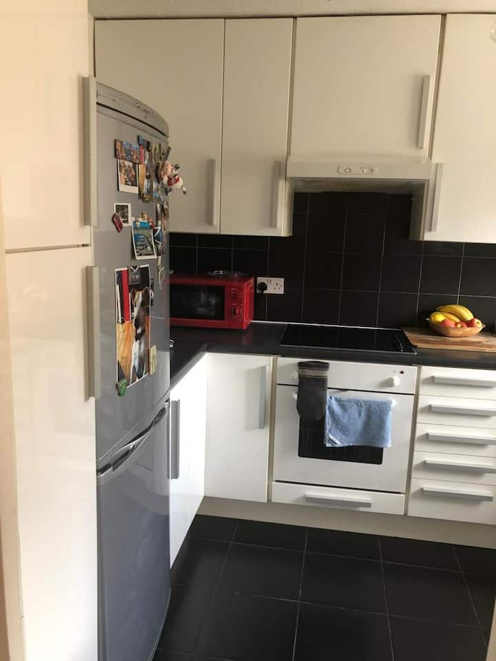 Double room in Isle of Dogs