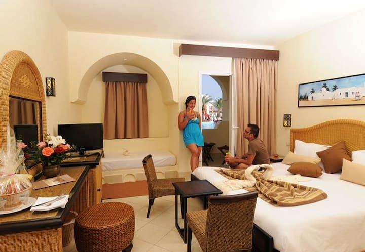 HOTEL GREEN PALM DJERBA