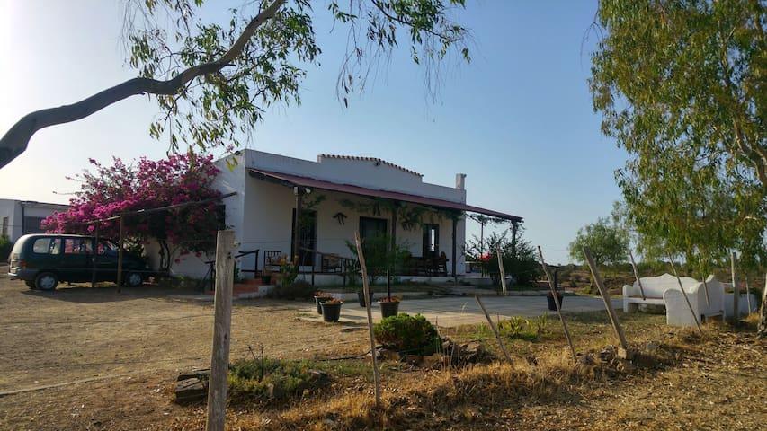 Habitación privada en entorno rural - Villablanca, Andalucía, ES - Dům