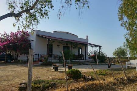 Habitación privada en entorno rural - Villablanca, Andalucía, ES - Huis