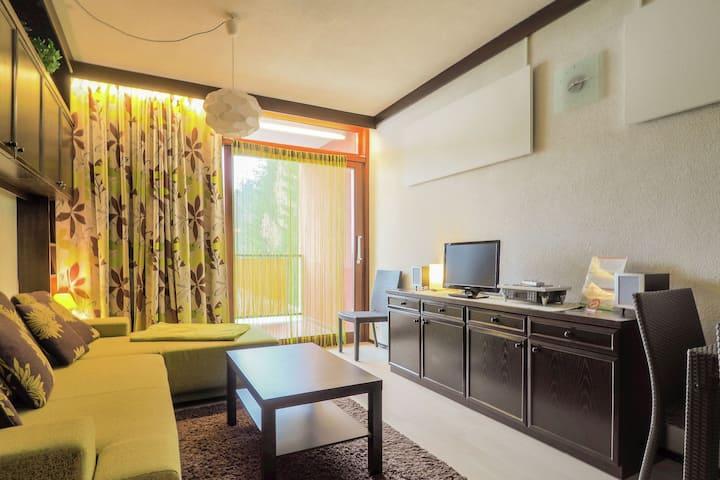 Contemporary Studio Apartment in Villach near Ski Area