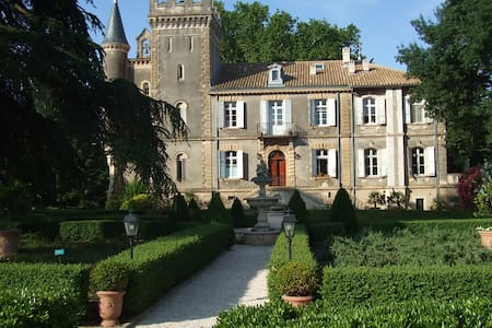 """Château Capion : suite """"Le Juge"""" - Aniane"""