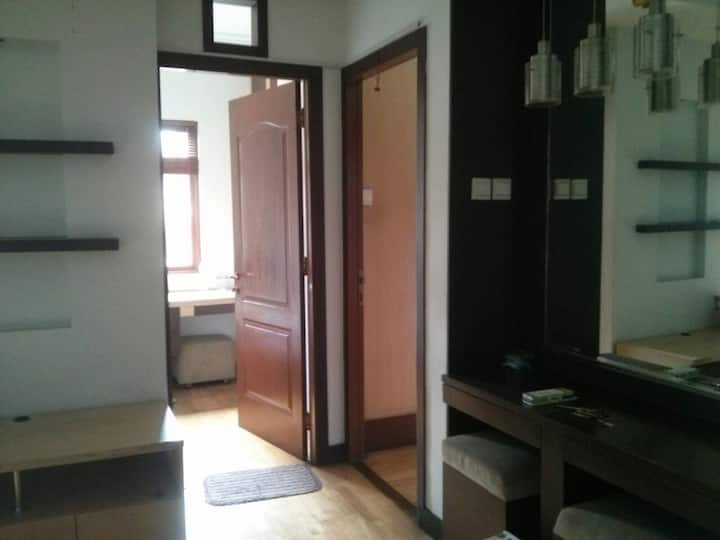 Apartment in bandung near to tol pasteur