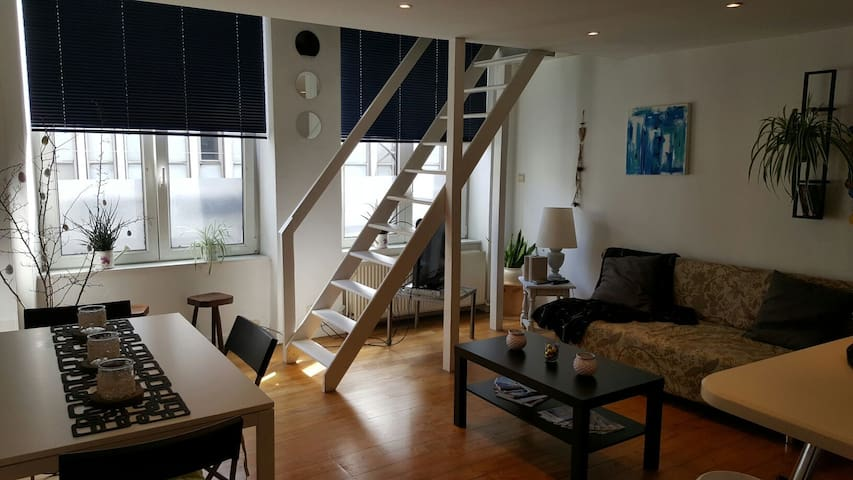 Appartement au centre de liège. ... - Liège - Appartement