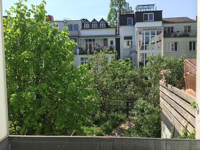 Unterkunft im beliebten Bremer Viertel - Brema - Apartament