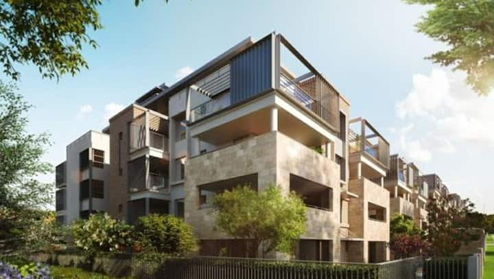 Brand New Stylish Penthouse in Heart of Epping