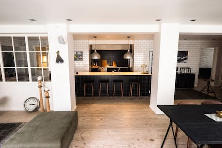 Super central characteristic loft - Kopenhagen