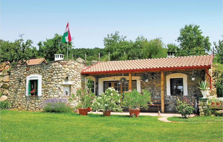Holiday cottage with 3 bedrooms on 100m² in Abrahamhegy