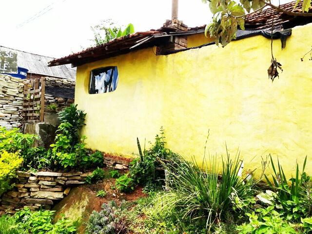 """Casa da Claudinha """"5 cachoeiras"""""""