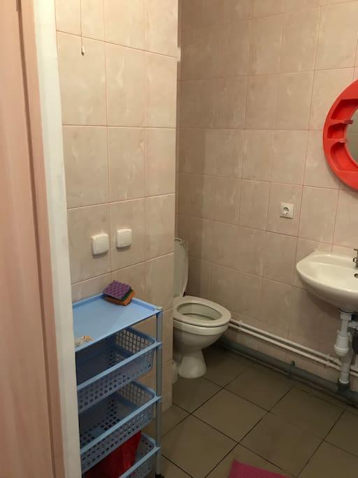 Ванная комната(Bathroom)