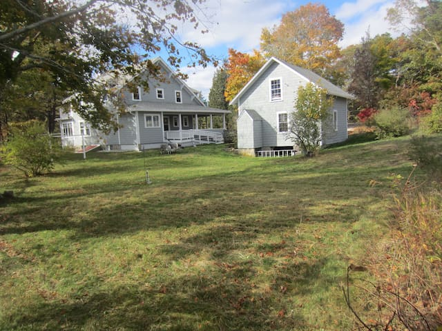 8 Acre Retreat on Queen Sewell Pond
