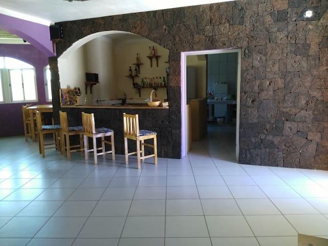 Casa Alcindo Chã das Caldeiras chambre double
