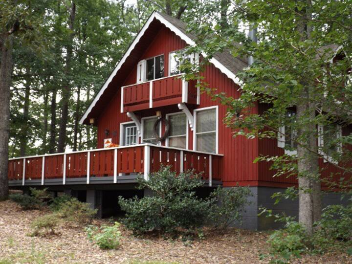 Pine Mountain Club Chalets - Offlake Three Bedroom #11 - Not Pet Friendly