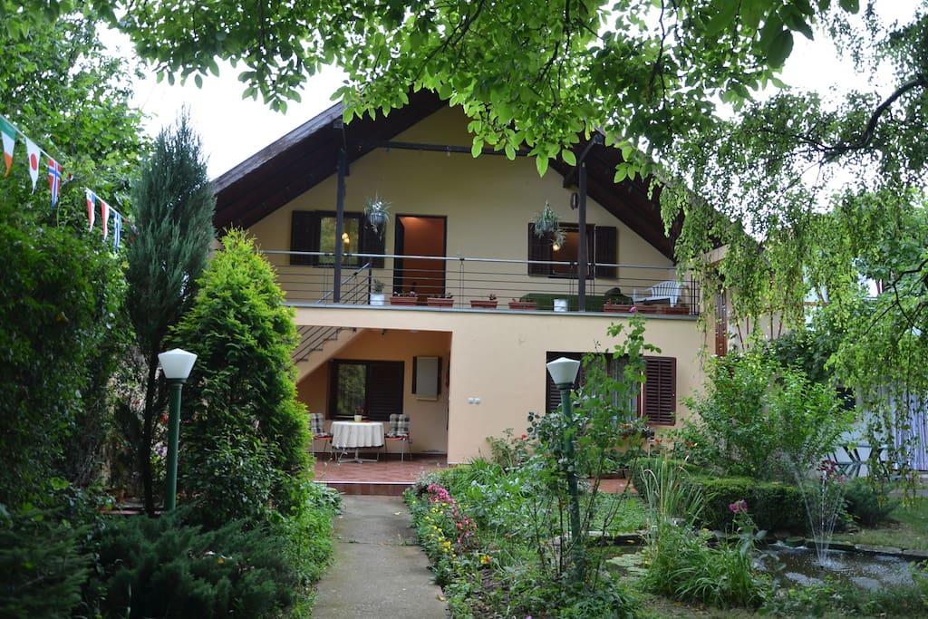 Morava Garden - House