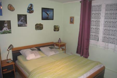 Belle chambre au calme côté jardin. - Saint-Gratien - Dom