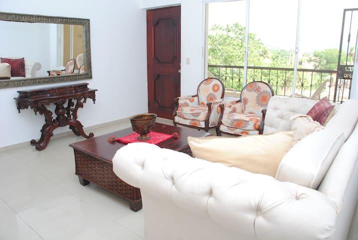 Apartamento en La Vega 3