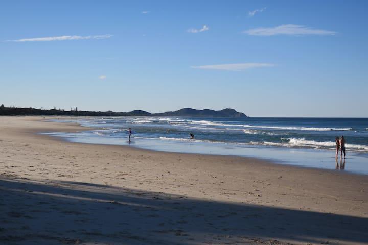 Sanbah Absolute Beachfront 1