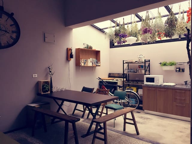 Hostel Bonita 波妮塔。混合房 mixed dorm