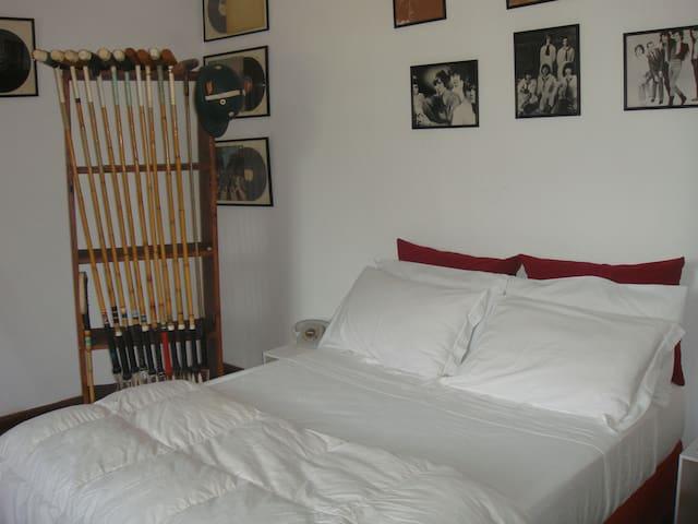 2º  Habitación, cama matrimonial