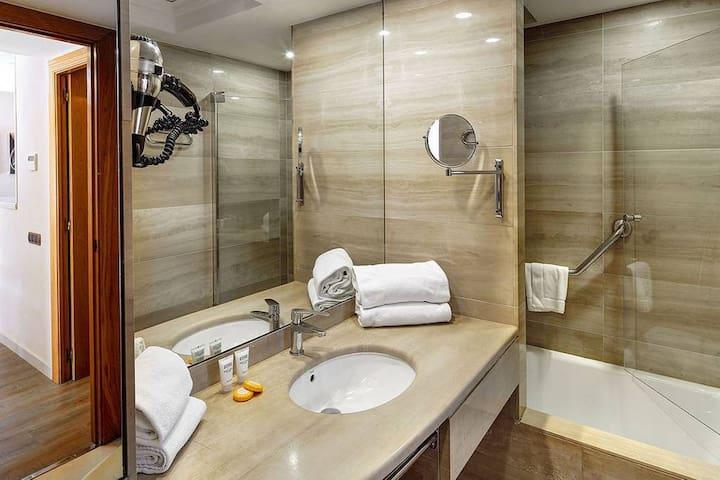 Apartamento 7 Suiza 4 personas