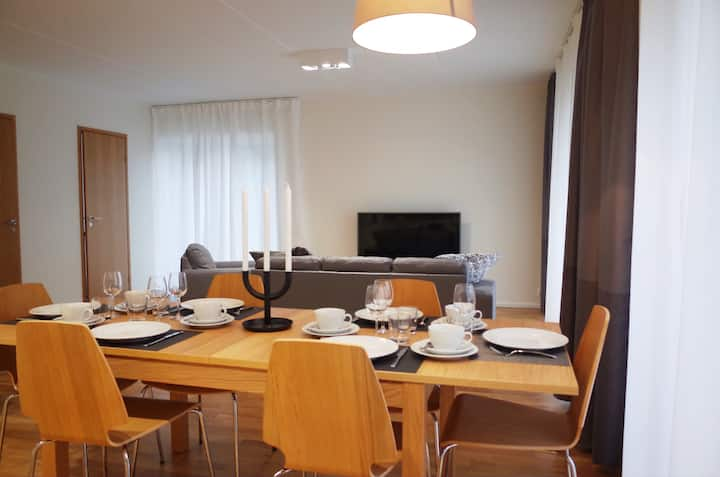 New fully equipped house in Tallinn 3km to airport