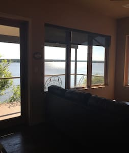 Secluded Apt. on the Lake with Incredible View! - Fort Worth - Lägenhet