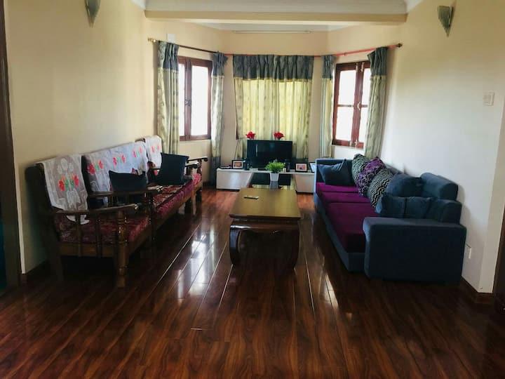 Family Home Stay in Kathmandu
