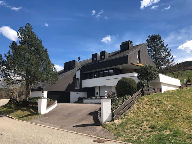 Luxus-Landhaus im Schwarzwald/Baiersbronn mit Pool
