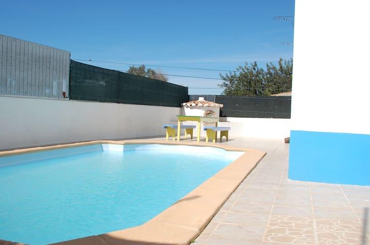 maison 3 chambres avec piscine - Carvoeiro - Talo