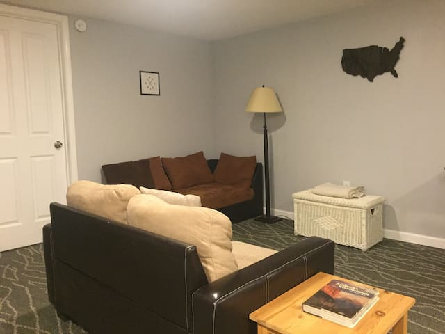 Cozy Modern 2 Bedroom Apartment - Kansas City - Daire