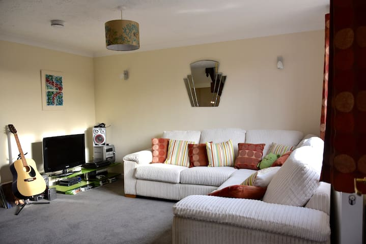 Modern living near Town Centre - Wymondham