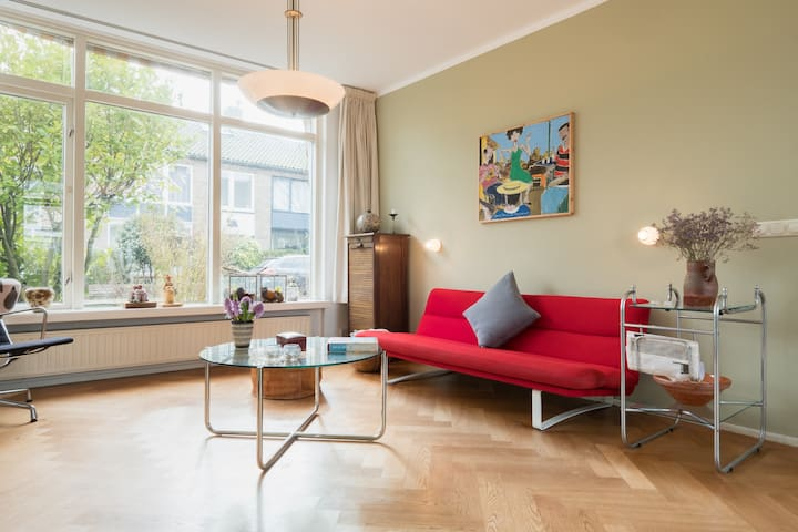 Grote gezinswoning dicht bij strand en stad - Voorschoten - Huis
