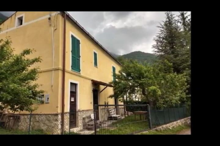 House in the Gran Sasso's Park