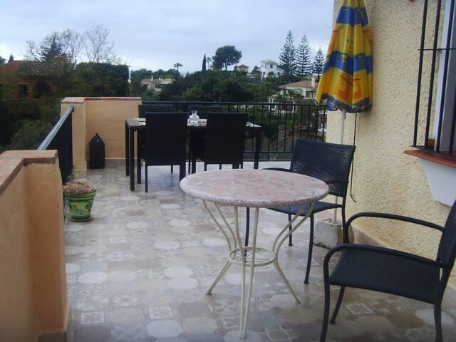 Terrace coffetable
