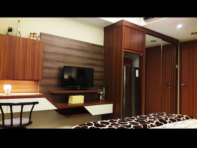 Apartemen Harian Mewah, Depok - Depok - Квартира